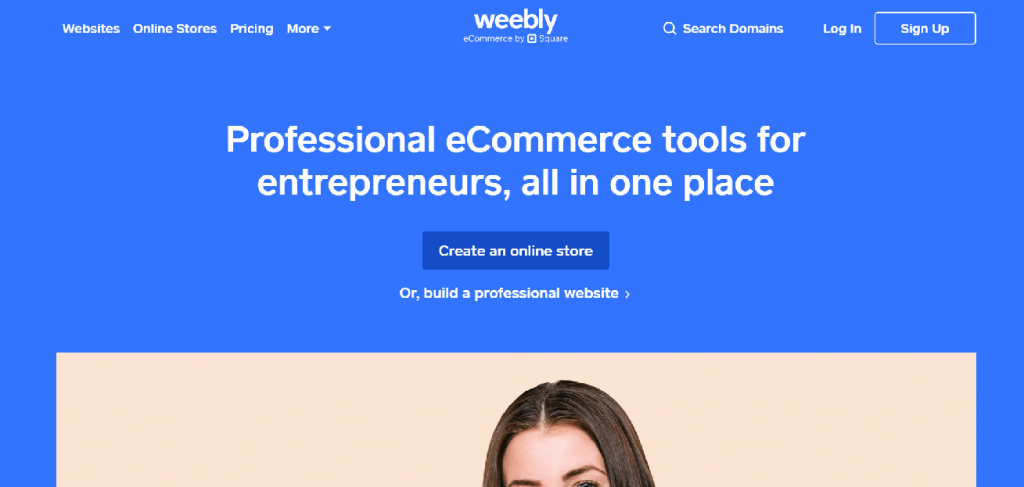 Weebly Details