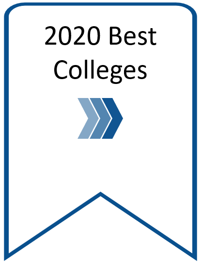 NextAdvocate Best College Badge